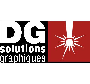 DG Solutions Graphiques, logo