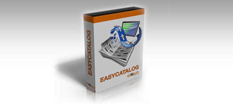 DG Solutions Graphiques, Easy Catalog
