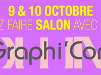 SALON GRAPHI'COM 2019