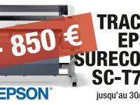 SureColor SC-T7200 : l'excellence suivant Epson et DGSG